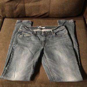524 Levi's skinny jeans 29